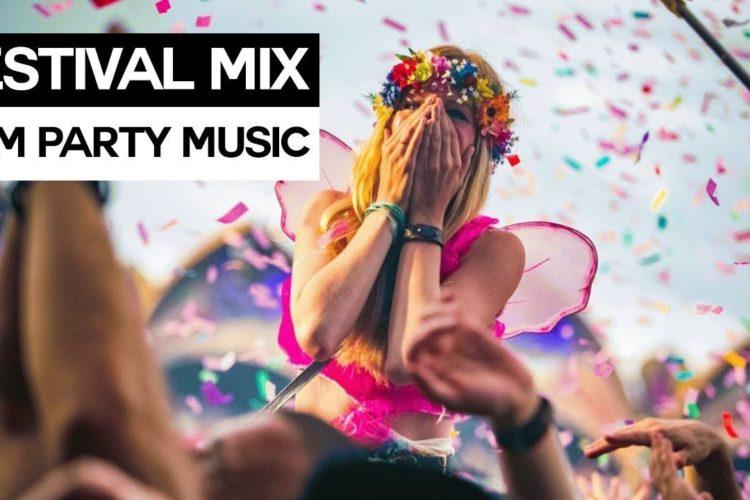 EDM FESTIVAL MIX – Electro House & Dance Party Music 2017
